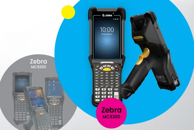 Fin de vente terminaux Zebra MC9200