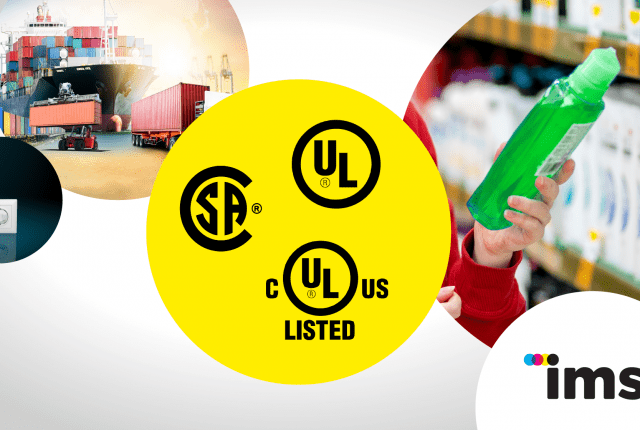 étiquette CSA ou UL, choisissez la norme qui convient à votre commercialisation